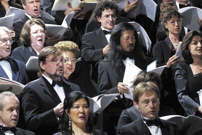 Un Requiem allemand - Critique sortie Classique / Opéra Paris EGLISE SAINT-EUSTACHE