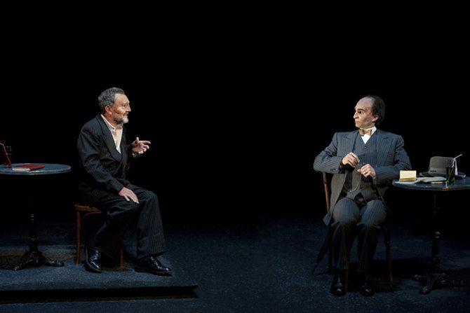 La Fleur à la bouche - Critique sortie Théâtre Paris Comédie-Française