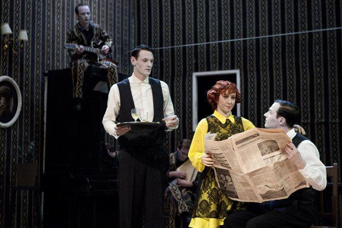 Lebensraum - Critique sortie Théâtre Meudon centre d'art et de culture