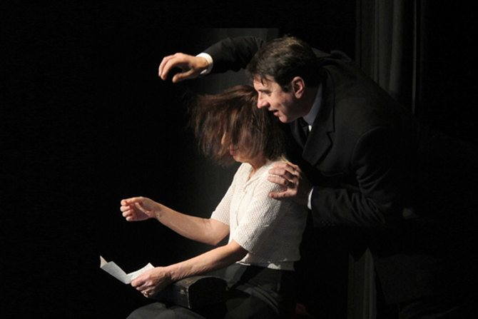 Entre les lignes - Critique sortie Théâtre Boulogne-Billancourt THEATRE DE L'OUEST PARISIEN