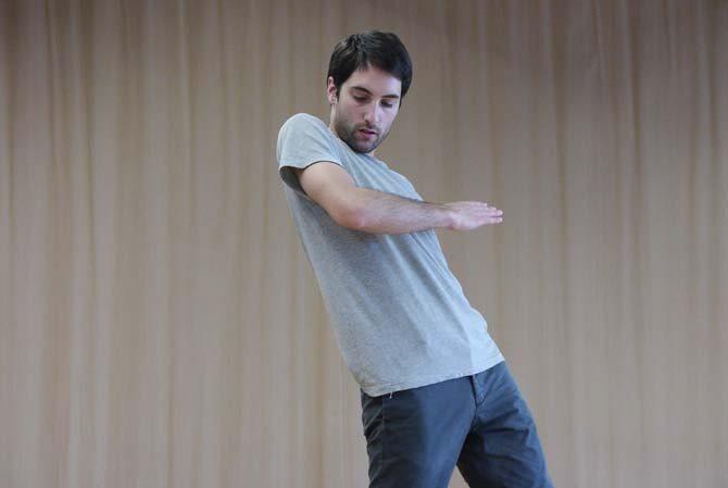 Mouvement sur mouvement - Critique sortie Danse Paris La Ménagerie de Verre