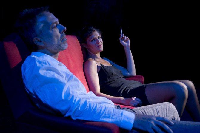 Nana - Critique sortie Théâtre Paris _Le Lucernaire