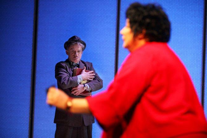 Résumons-nous, la semaine a été désastreuse - Critique sortie Théâtre Aubervilliers Théâtre de la Commune