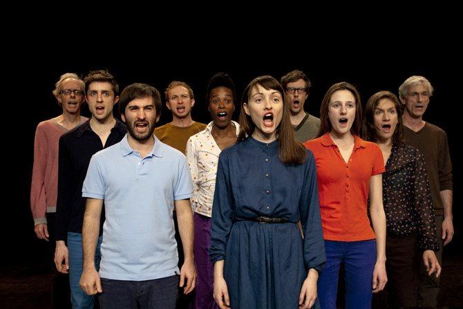 Suite#1 ABC - Critique sortie Théâtre Paris Centre Pompidou