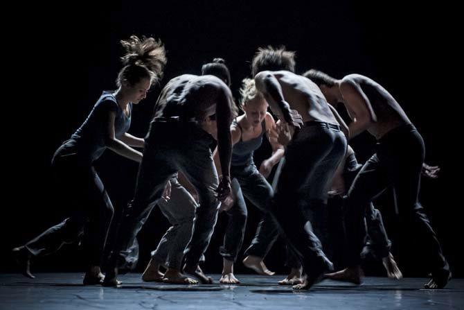 Transe - Critique sortie Danse Vitry-sur-Seine THEATRE JEAN VILAR-SURESNES