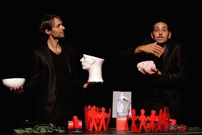 Du Bouc à l'espace vide - Critique sortie Théâtre Combs-la-Ville La Coupole