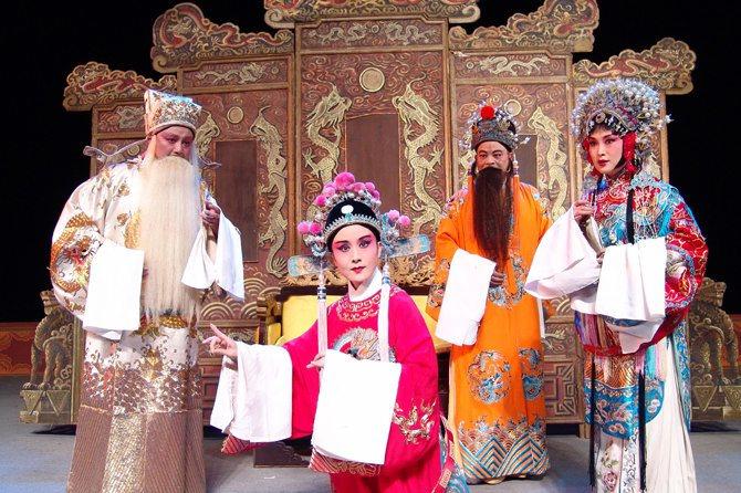 Festival des Opéras traditionnels chinois - Critique sortie Théâtre Paris Le Monfort Théâtre