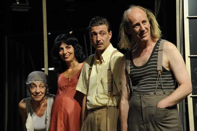 Homme et Galant Homme - Critique sortie Théâtre Paris Théâtre14