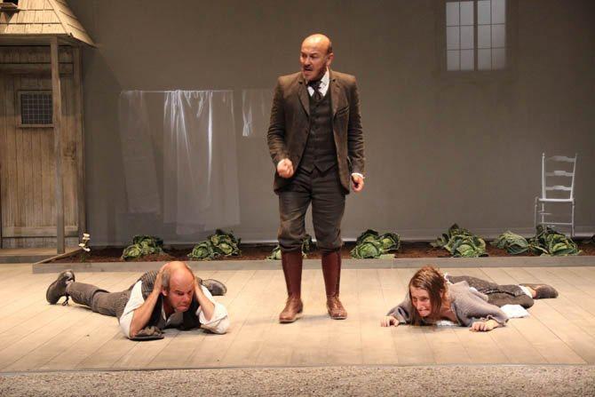 L'Ecole des femmes - Critique sortie Théâtre Paris Théâtre de la Tempête