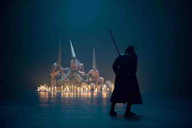 Macbeth - Critique sortie Théâtre Paris Théâtre Nanterre-Amandiers