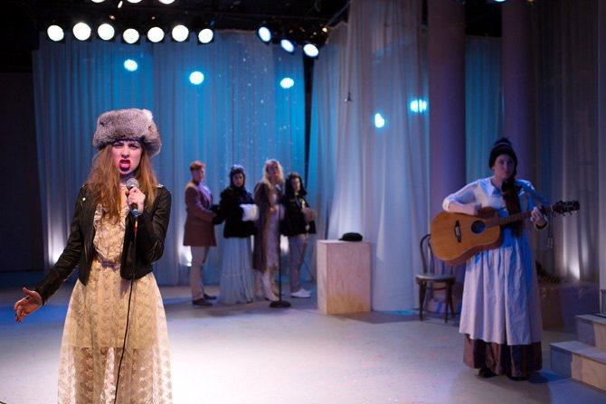 Seagull (Thinking of you) - Critique sortie Théâtre Arras Théâtre d'Arras