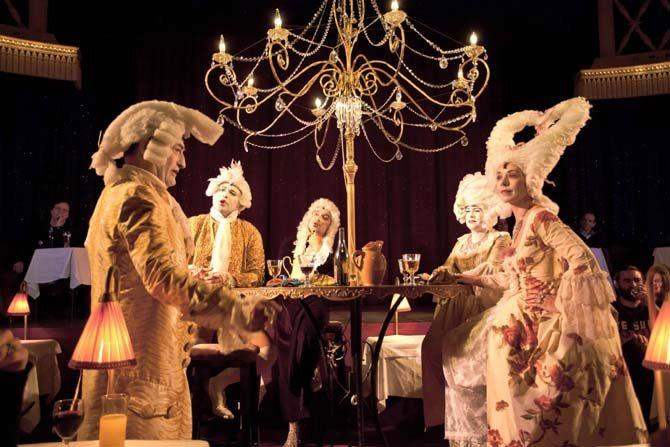 La Taverne Münchausen - Critique sortie Théâtre Paris Le Monfort