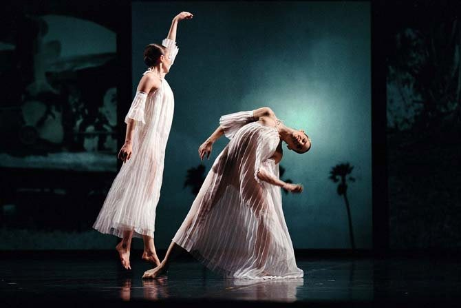 Teshigawara / Brown / Kylián - Critique sortie Danse Paris Palais Garnier