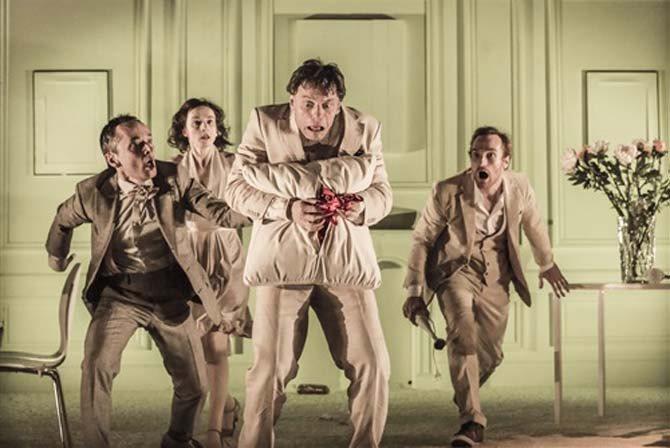 Ubu Roi - Critique sortie Théâtre Saint-Quentin-en-Yvelines __Théâtre de Saint-Quentin en Yvelines