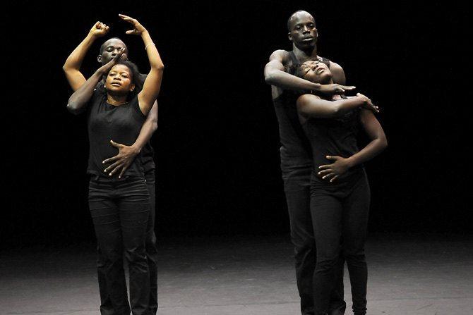 Festival Instances - Critique sortie Danse Chalon-sur-Saône Espace des arts