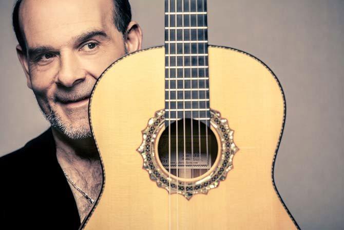 JUAN CARMONA - Critique sortie Jazz / Musiques Paris L'Européen