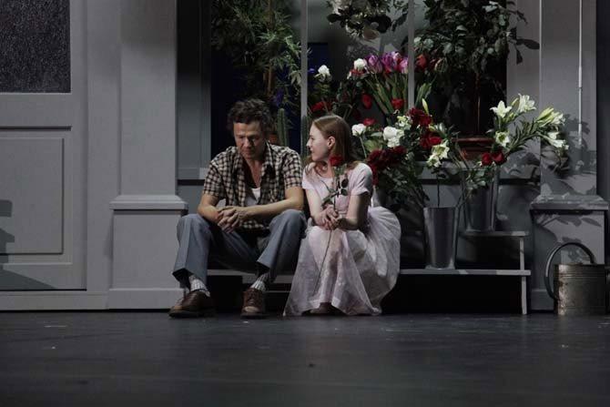 La Double Mort de l'Horloger - Critique sortie Théâtre Paris Théâtre national de Chaillot