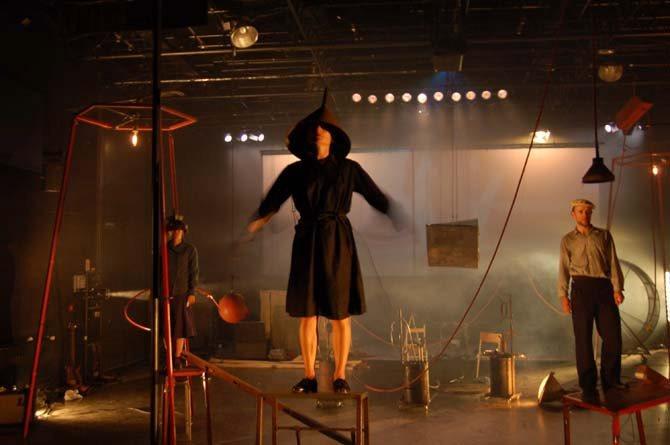 Le mystère-des-mystères de Cummings - Critique sortie Théâtre Montreuil Nouveau Théâtre de Montreuil