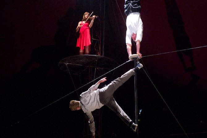 Le Bal des intouchables - Critique sortie Théâtre Paris