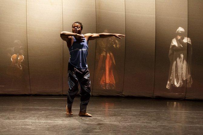 Qaddish - Critique sortie Danse Créteil Maison des Arts de Créteil