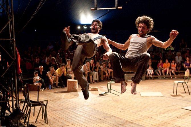 Risque zérO - Critique sortie Théâtre Anthony Théâtre Firmin Gémier