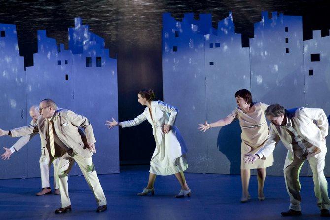 Consultation poétique - Critique sortie Théâtre Paris Théâtre du Rond-Point