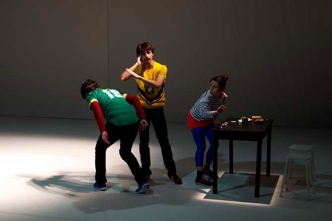 Timeproject - Critique sortie Danse Paris Théâtre national de Chaillot