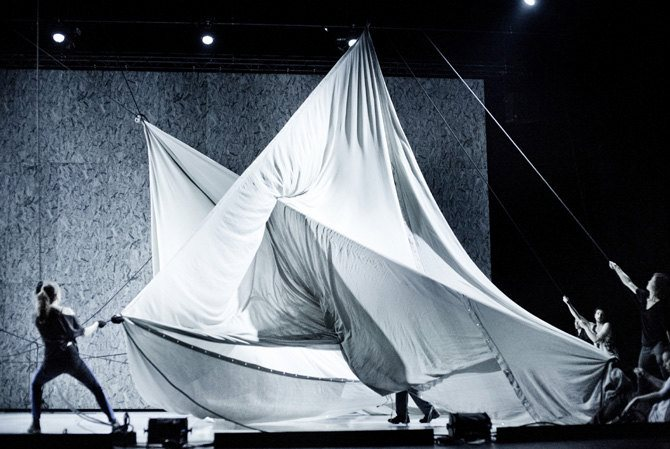 Van Dinther chez Cullberg - Critique sortie Danse Créteil Maison des Arts de Créteil