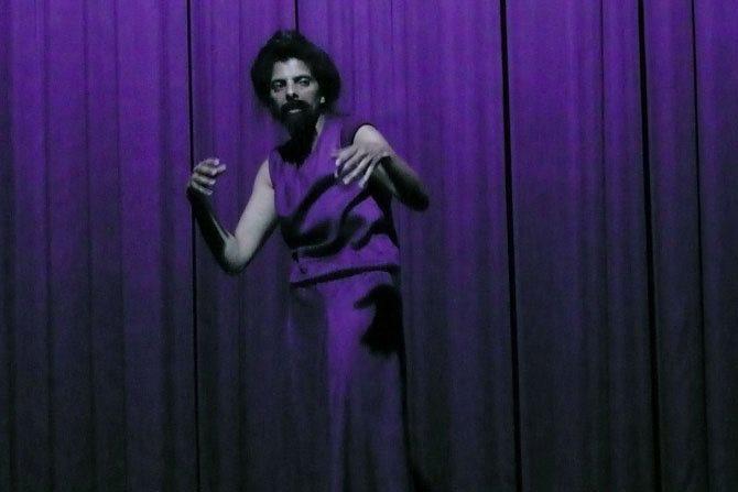 Adieu et merci - Critique sortie Danse Paris Centre Pompidou