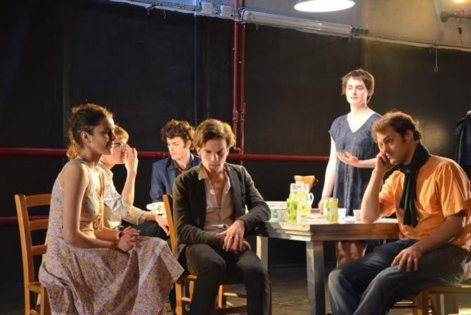 Fragments d'un Pays lointain - Critique sortie Théâtre Paris Théâtre de la Tempête