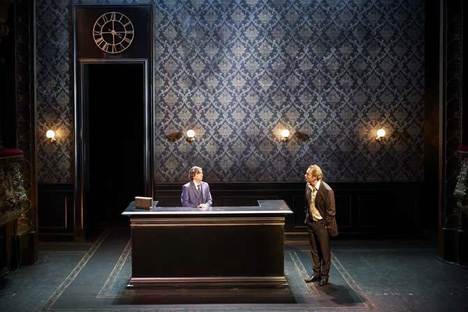 Hughie - Critique sortie Théâtre DIJON THEATRE DIJON BOURGOGNE