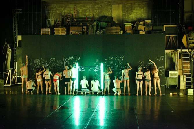Imitationofdeath - Critique sortie Danse Bobigny MC93