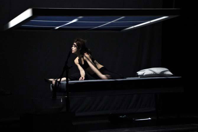 Histoire d'un burn out - Critique sortie Théâtre Suresnes THEATRE JEAN VILAR-SURESNES