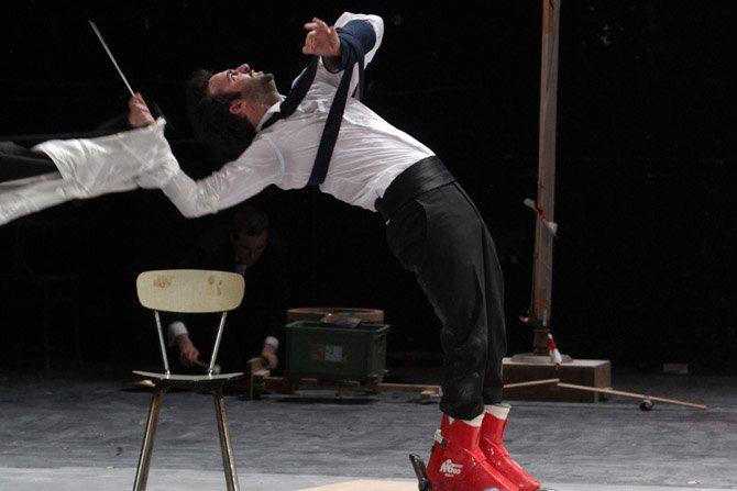 Le Crocodile trompeur - Critique sortie Théâtre Paris Bouffes du Nord
