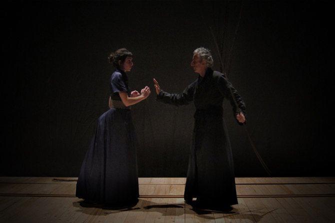 La Femme oiseau - Critique sortie Théâtre Guyancourt Espace culturel Boris-Vian