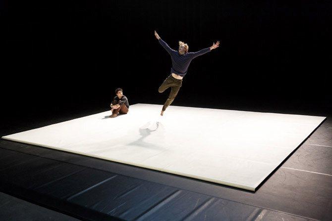 Nos Limites - Critique sortie Théâtre La Courneuve Centre Culturel Jean Houdremont