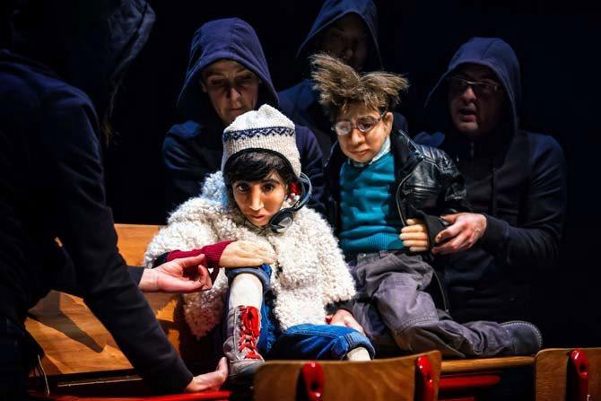 La Nuit de la Marionnette - Critique sortie Théâtre Clamart Théâtre Jean Arp