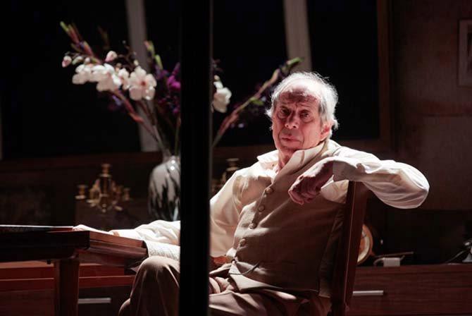 Orage, un Strindberg apaisé - Critique sortie Théâtre Paris Théâtre de la Tempête