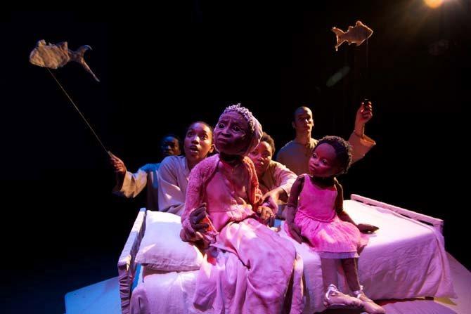 Marionnettes et théâtre d'ombres - Critique sortie Théâtre Combs-la-Ville Scène nationale de Sénart