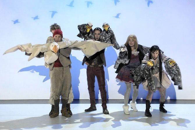 Orly au fil des contes - Critique sortie Théâtre Orly Centre Culturel Aragon-Triolet