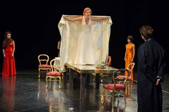 Sophonisbe - Critique sortie Théâtre Paris Théâtre des Abbesses