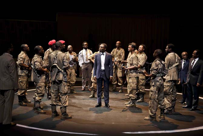 Une saison au Congo - Critique sortie Théâtre Sceaux _Théâtre Les Gémeaux