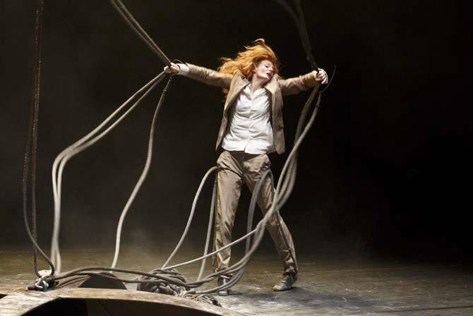 Vielleicht - Critique sortie Théâtre Saint-Quentin-en-Yvelines Scène Nationale de Saint-Quentin-en-Yvelines