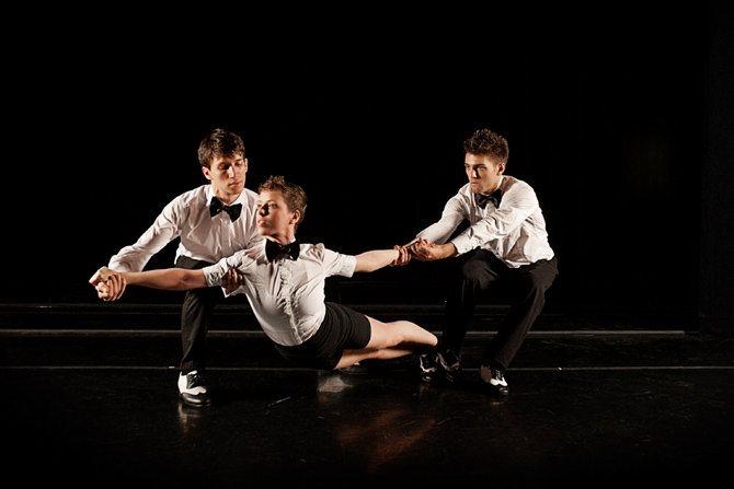 Gold - Critique sortie Danse Paris Le Tarmac