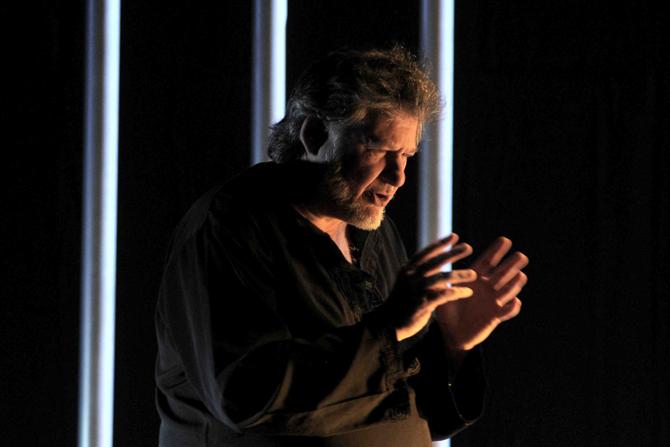 Gros-câlin - Critique sortie Théâtre Paris Théâtre de l'Œuvre