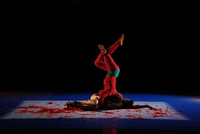 Festival H2O - Critique sortie Danse Aulnay-Sous-Bois Centre de Danse du Galion