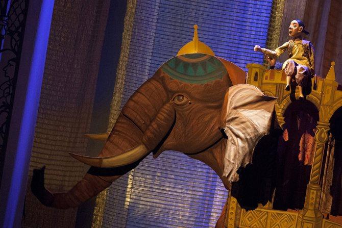 Un beau matin, Aladin - Critique sortie Théâtre Clamart Théâtre Jean Arp