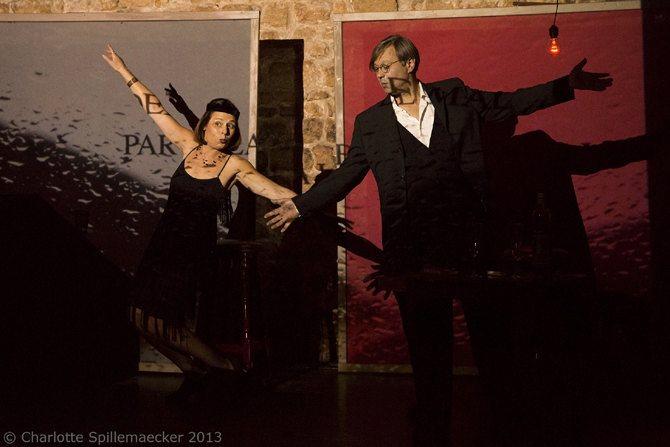 Cabaret Dada - Critique sortie Théâtre Paris Théâtre de Nesle