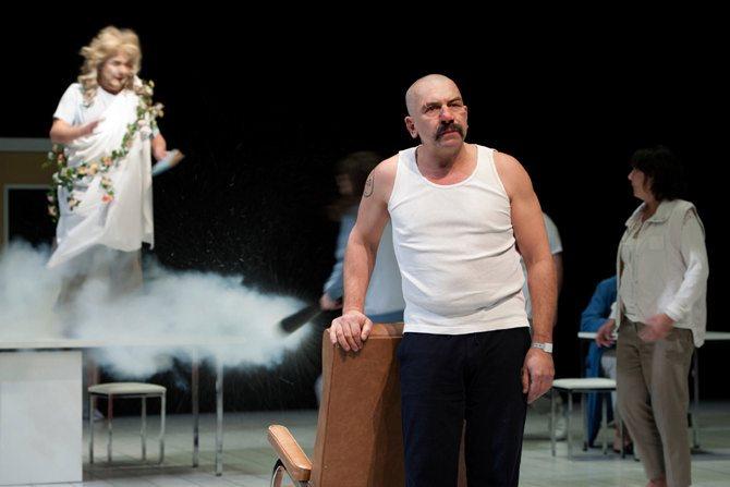 Cyrano de Bergerac - Critique sortie Théâtre Créteil Maison des Arts de Créteil