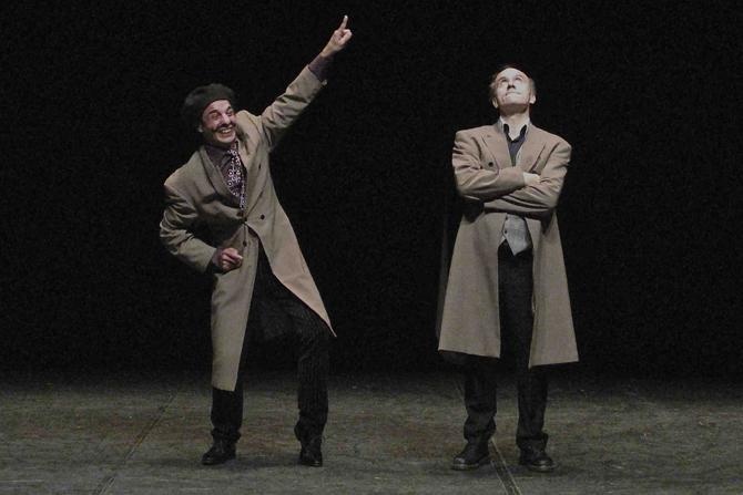 Les Fourberies de Scapin - Critique sortie Théâtre Besançon Centre dramatique national de Besançon